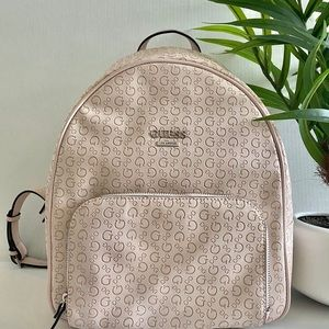 Guess Backpack, Pink/Blush